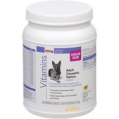 PETCO Adult Stage Vitamins * Click image to read more details. #DogSupplementsandDogVitamins