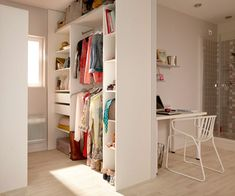 Rangement dressing on pinterest pax wardrobe built in wardrobe and ikea - Rangement dressing ikea ...