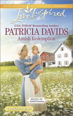 Win a copy of Amish Redemption by Patricia Davids on www.amishwisdom.com