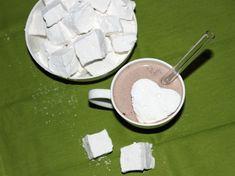 recipes, DIY, sustainable food, vegan recipes, vegan, marshmallow, inhabitots, hot beverages, hot cocoa, marshmallows