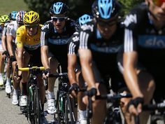 Team Sky | Pro Cycling | Latest News 2012 | Tour stage 15 gallery