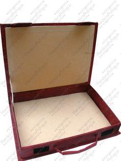 Eco friendly #paper #briefcase shop online with handicraftshop.in