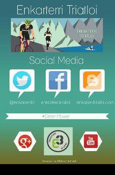 Enkarterri triatloi social media