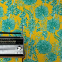 Best of floral wallpaper | Mollie Makes