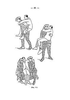 A Guide to Helping the Injured (the basic rules of first aid and the transportation of the injured), 1918. Can be downloaded from the original website.   Příručka pro nosiče raněných. (Základní pravidla o první pomoci a dopravování raněných). Paříž : Československá národní rada, 1918