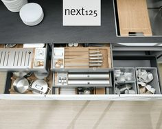 Experience great design & functionality for your #kitchen with next125. #kitchendesign