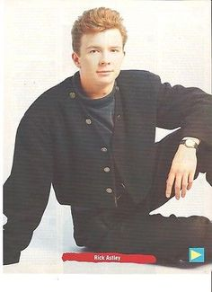 Rick Rolled, Rick Astley, The Power Of Music, 80s Music, Tom Hanks, Mixtape, Cute Guys, Icons, Wallpapers
