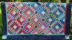 Batik Beauty by christineFRD | Quilting Pattern - Looking for your next project? You're going to love Batik Beauty by designer christineFRD. - via @Craftsy