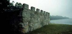 Fort Frederica National Monument (U.S. National Park Service)-Saint Simons Island, GA