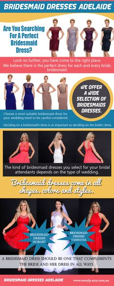 Click this site https://delicious.com/formalsdresses for more information on Bridesmaid Dresses Adelaide. Bridesmaid Dresses Adelaide can be straight purchased from the rack and taken home the on the same day. And also check out the vast array of collection and also make the bridesmaid satisfied and also content which will provide you pleasure as well as satisfaction and a wedding event to bear in mind. Follow Us: http://www.naymz.com/bridesmaiddresseshobart-6wcrf