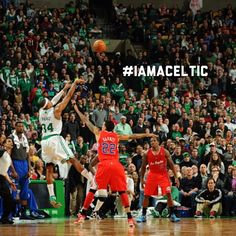 Paul Pierce drains a monster three with 2.5 seconds left to seal the victory over the Clippers.