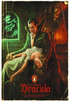 Dracula #Penguin #Audiobooks #bookcover #book #cover