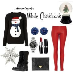 CUTE Christmas Sweater could never wear the pants!