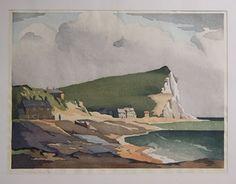 Meridian Gallery - Art  Design: Eric Slater (1896-1963) - Printmaker