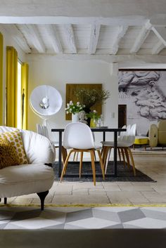 Maison Ecully by MOROSO