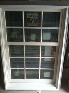 Anderson Woodwright Windows x 4