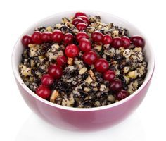 Bowl with kutia - traditional Christmas meal in many country Christmas Traditions, Quinoa, Sweet Recipes, Acai Bowl, Oatmeal, Food And Drink, Tasty, Traditional, Breakfast