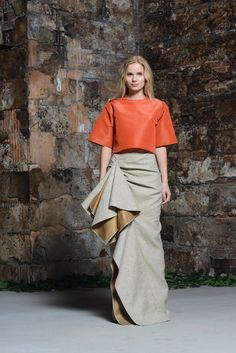 Rosie Assoulin Resort 2015 - Collection - Gallery - Style.com