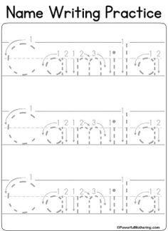 custom name tracing worksheets centers name tracing worksheets name writing practice name. Black Bedroom Furniture Sets. Home Design Ideas