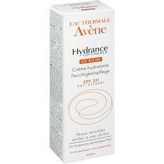 AVENE Hydrance Optimale UV riche Creme:   Packungsinhalt: 40 ml Creme PZN: 06731785 Hersteller: PIERRE FABRE DERMO KOSMETIK GmbH Preis:…