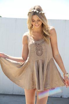 #saboskirt.com            #Skirt                    #SABO #SKIRT #Suede #Tunic #$52.00                  SABO SKIRT Tan Suede Tunic - $52.00                                           http://www.seapai.com/product.aspx?PID=1051516