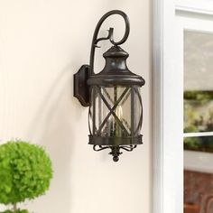 2x4 Basics Barn Roof Enclosure Kit (BRACKETS ONLY) & Reviews | Wayfair Outdoor Barn Lighting, Outdoor Hanging Lanterns, Outdoor Sconces, Outdoor Wall Lantern, Outdoor Walls, Outdoor Furniture, Garden Furniture, Lighting Sale, Wall Sconce Lighting