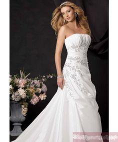 Wedding Dress...designer Jordon Bridals