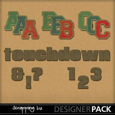 Touchdown Alpha