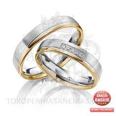 9 Gambar Cincin Emas Putih Terbaik Cincin Emas Emas Putih Cincin