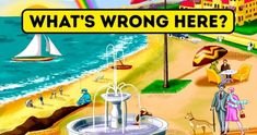 Can You Find All the Scientific Mistakes inThis Picture? Brain Teasers With Answers, Brain Teasers For Kids, Quentin Tarantino, Logic Games For Kids, Tricky Riddles, Meteorology, Whats Wrong, Instagram Quotes, Mistakes