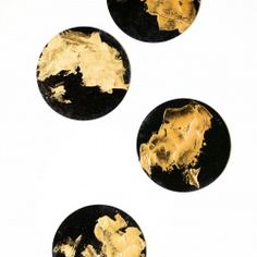 Learn this quick and easy IKEA hack on how to transform some ordinary looking coasters into something classy in under 10 minutes. You can never go wrong with black and some bling! Posted by inkstruck