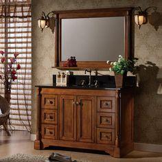 Legion Furniture 49'' Single Bathroom Vanity Set