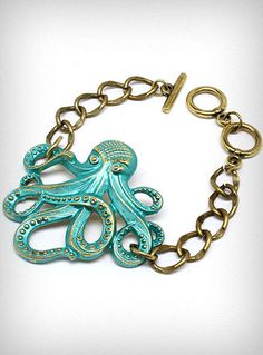 OCTOPUS!!! Finally an idea how to use it