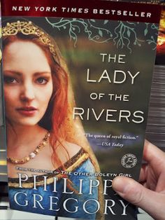 The Lady of the Rivers, Phillipa Gregory