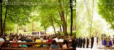 The Woods Chapel in Orono, MN. What an enchanting outdoor venue!