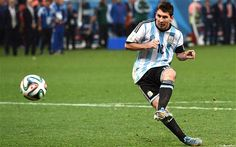 World Cup 2014: Don't let Lionel Messi suffer penalty shoot-out ...