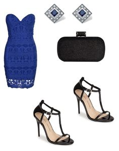 """Untitled #756"" by weavingmaidenbdayseptember21st ❤ liked on Polyvore featuring Palm Beach Jewelry and Chinese Laundry"
