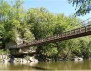 Turkey Run State Park in western Indiana