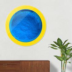 Découvrez «Pigment Bleu de Manganèse», Édition Exclusive Oeuvres sur Disque par David Damour - À partir de 55€ - Curioos