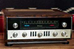 McIntosh MX110Z Pré-Ampli Tuner à tubes.Produit de 1962 à 1969. Le mien fonctionne toujours...