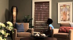 Silhouette® and Nantucket™ Window Shadings Operating Systems - Hunter Do...