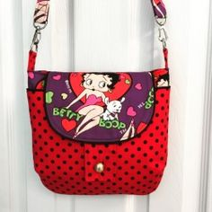 Betty Boop, Boop Boop Boop! Made to order at www.nataty.etsy.com