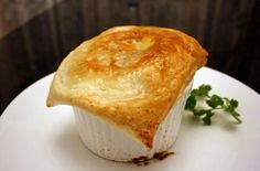 Steak and Guinness Pie - St. Patrick's Day