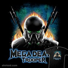 MegaDeath Trooper