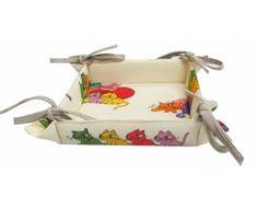 Cesta de Pan Peace&Love II Kitchenware, Peace And Love, Basket, Bread, Decor, Hampers, Decoration, Brot, Baking