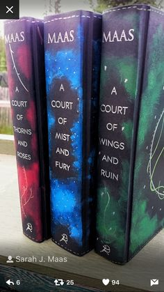 But I want these covers now... Sarah J Maas honestly kills the book cover game.