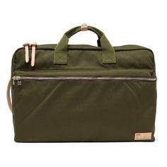 Buddy 2Way Fang Bag Olive | buddy make happy made in Japan
