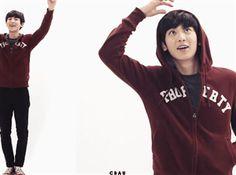 SPAO x EXO : PLAY with BULLDOG - Chanyeol (3/4)