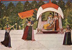 Rajasthani arts