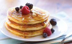 Pancakes al kefir super soffici!